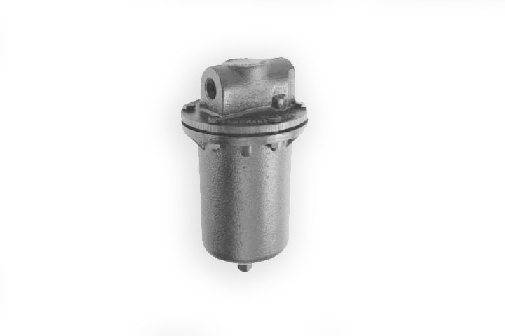 Sterling Series 800 Horizontal Bucket Steam Trap with Strainer