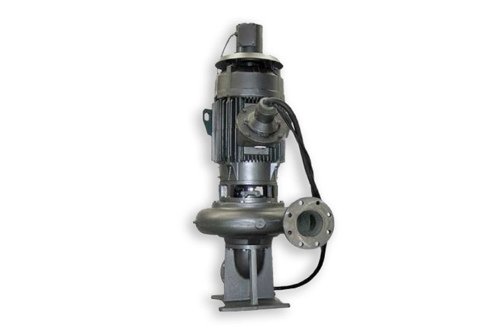 Cornell NHTA End Suction Solids-Handling Pump