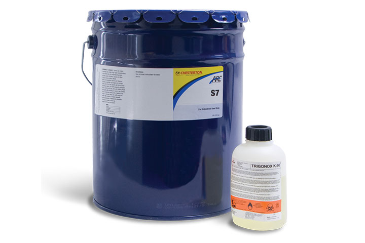 Chesterton S7 High Temperature and Chemical Resistant Novolac Vinyl Ester Coating