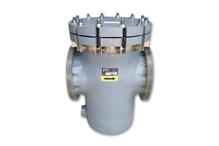 Fluidtrol SSP1 Fiberglass Reinforced Basket Strainer