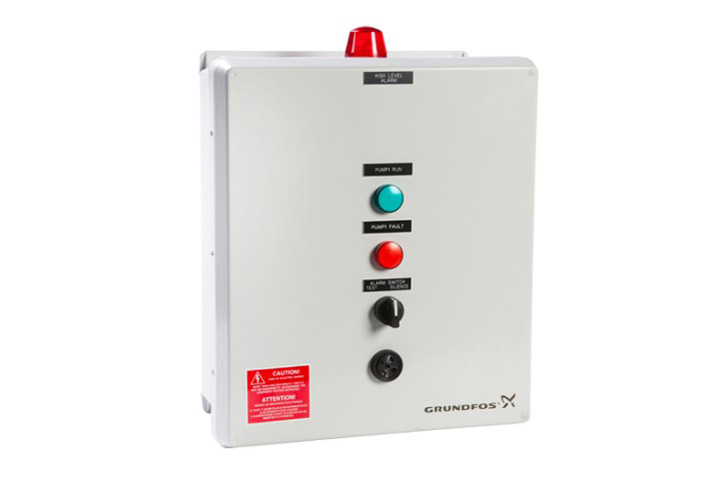 Grundfos SLC Simplex Level Control Panel