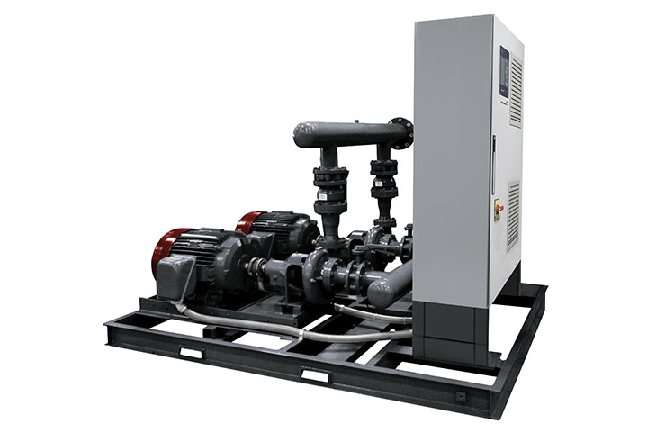 Grundfos PACOPaq HVAC Packaged Pump System