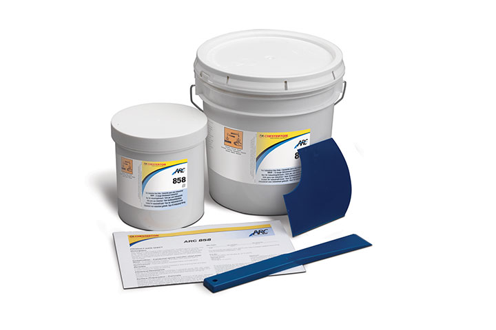 Chesterton ARC 858 Abrasion resistant rebuilding faring composite coating