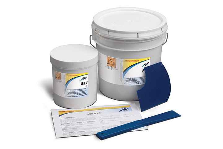 ARC 897 100 Novolac acid-resistant coating