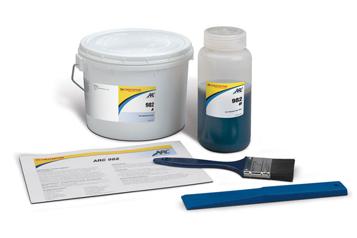 ARC 982 100 Percent Novolac Acid Resistant Coating