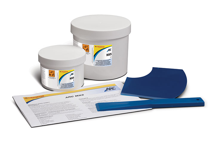 ARC MX5 Rapid-Curing Fine-Particle Wear Compound