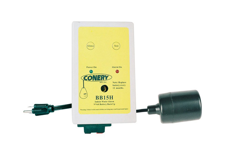 Conery BBH Indoor High-Water Alarm