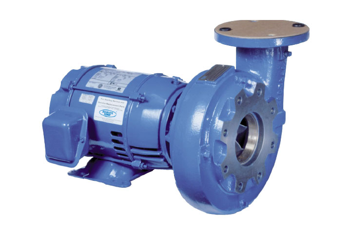 Peerless C Close-Coupled End Suction Pump