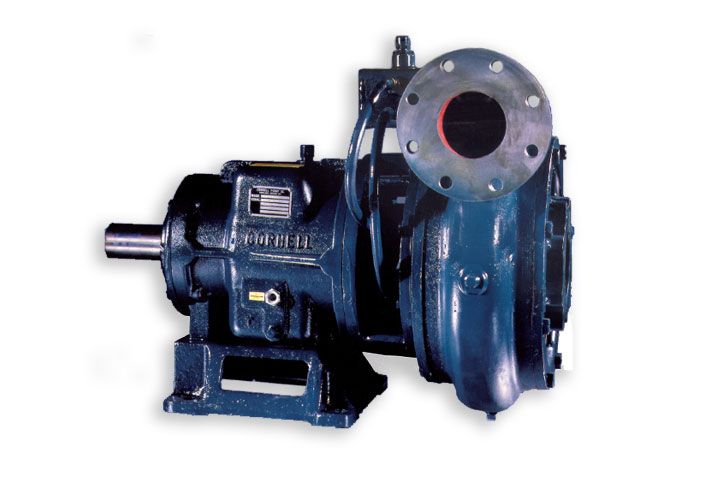 Cornell CD4MCu Corrosive and Abrsive Resistant Pump