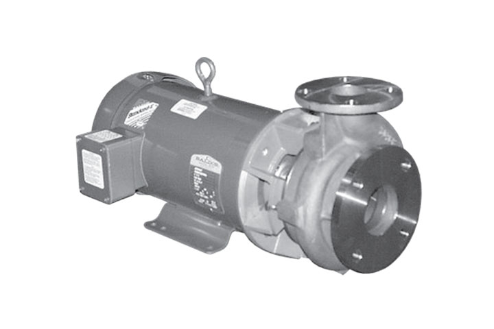 Chemflo 6 End Suction Centrifugal Pump