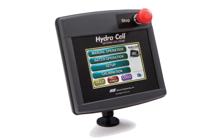 Hydra-Cell Control Freak Metering Pump Control