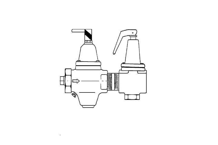 American Wheatley DC Dual Control Valve