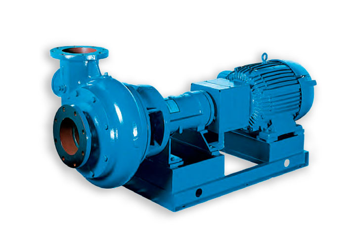 Fairbanks Nijhuis 2420 Horizontal Solids-Handling Pump