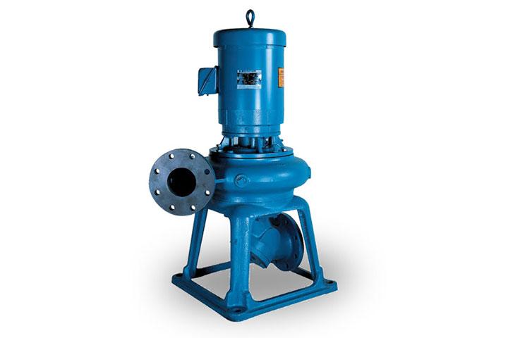 Fairbanks Nijhuis 5430 vertical solids-handling pump