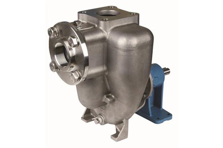 FloMax 30 SS Stainless Steel Self-Priming Pump