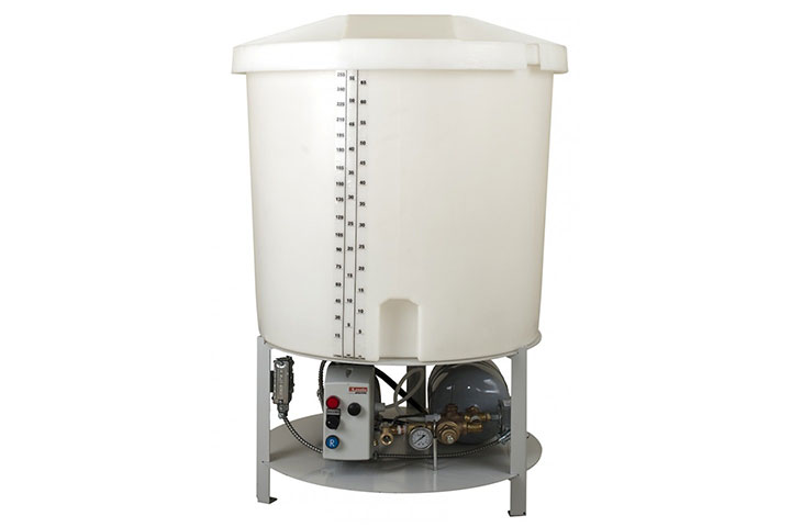 Wessels GMP Glycol Make-Up System