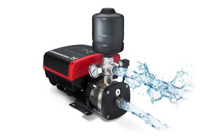Grundfos CMBE Booster Pump