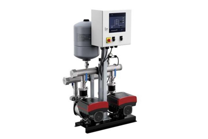 Grundfos Hydro Multi-B Pressure Boosting System