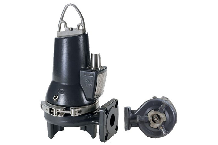 Grundfos SEG Submersible Ginder PumpGrundfos SEG Submersible Ginder Pump