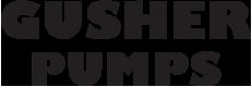 Gusher Pumps Logo