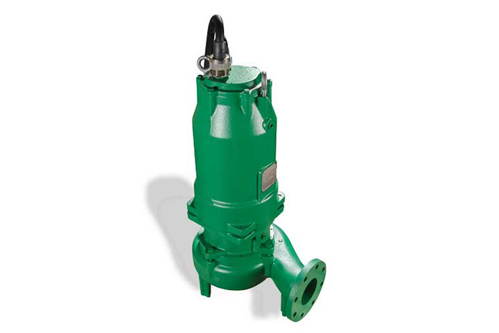 Hydromatic HPE Premium-Efficiency Submersible Solids-Handling Pump