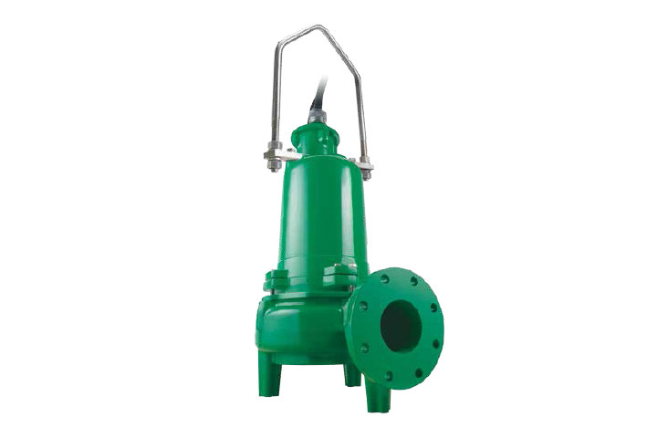 Hydromatic H4H submersible solids-handling pump