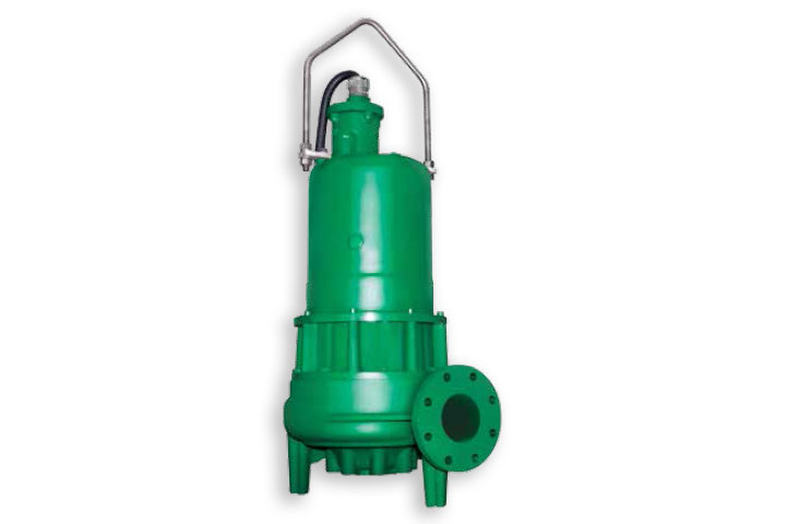 Hydromatic H4Q submersible solids-handling pump