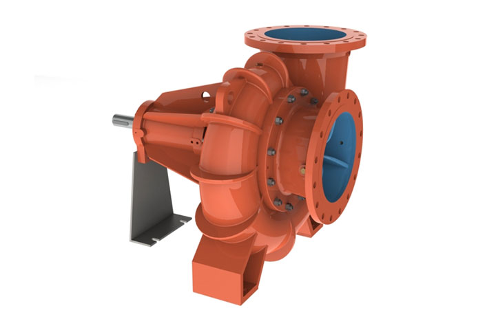 Fairbanks Nijhuis HMF Mixed-Flow Pump