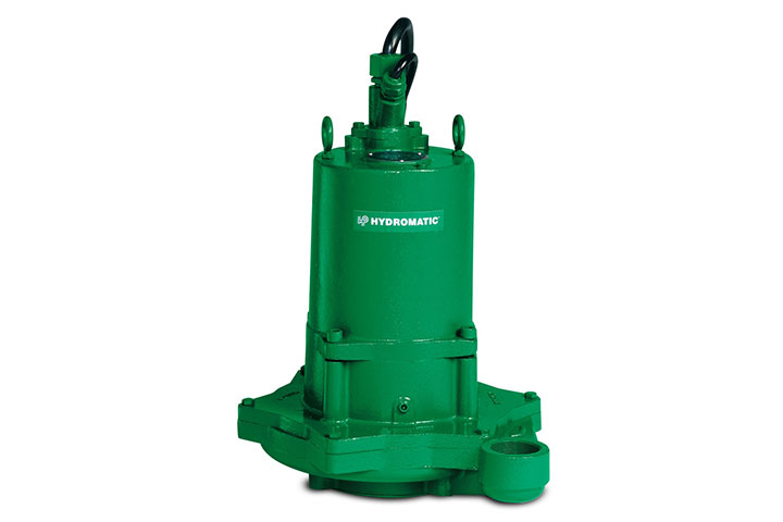 Hydromatic HPGF submersible grinder pump