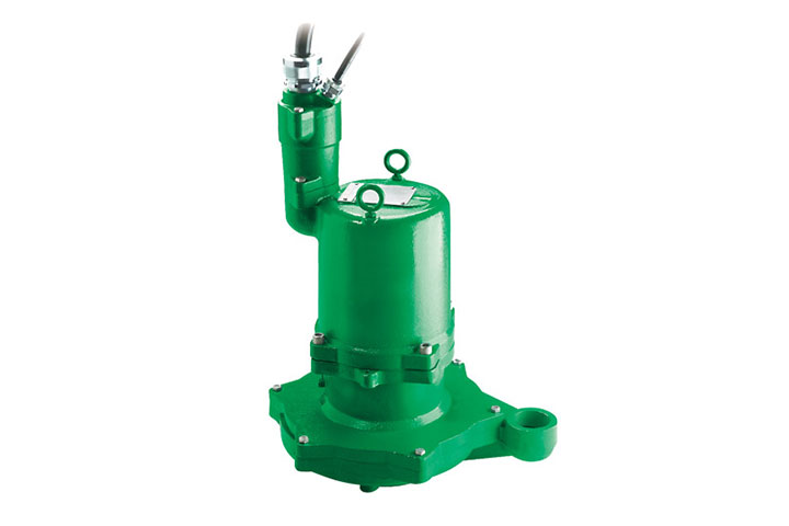 Hydromatic HPGHX explosion proof submersible grinder pump