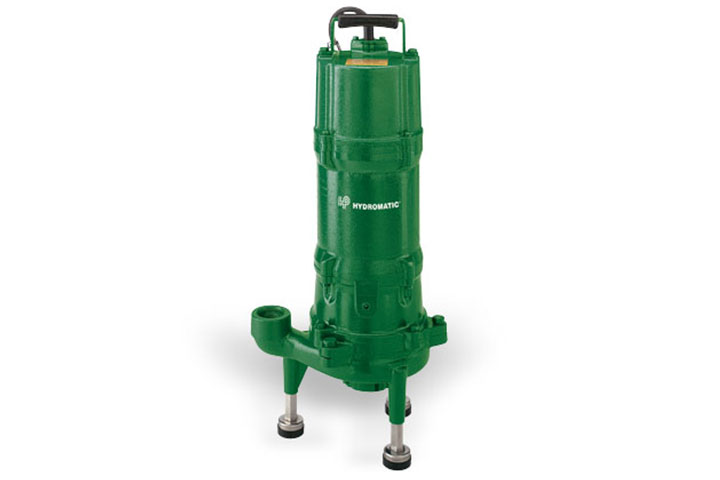 Hydromatic HPGR200-D dual-seal high-head submersible grinder pump