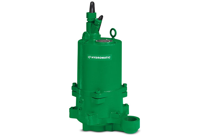 Hydromatic HPGR single-sealhigh-head submersible grinder pump