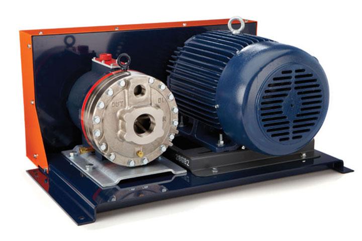 Hydra-Cell-D35 Belt-Drive Pump