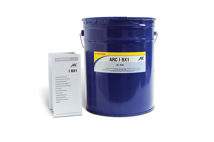 ARC I BX1 Impact and Wear Resistant Epoxy Composite Coating