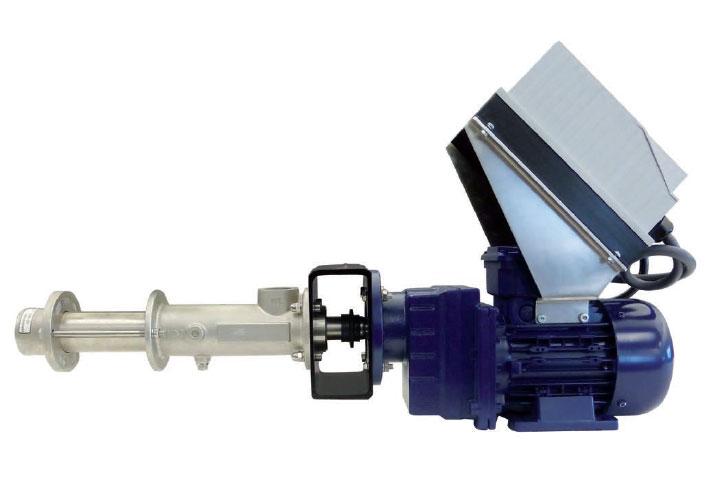 Seepex IMP Intelligent Metering Pump