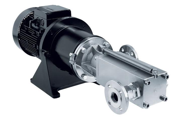 Knoll KTS Triple-Screw Pump