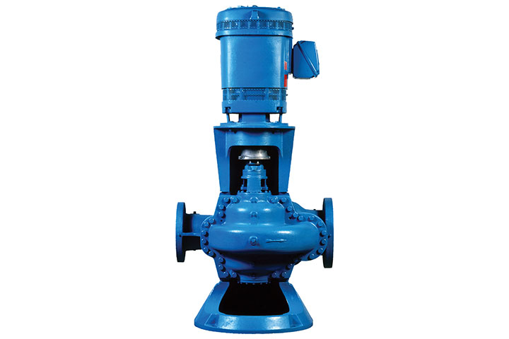 PACO KPV vertical split-case pump