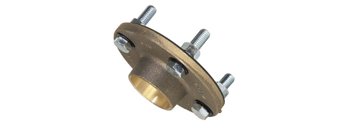 LF3110-Lead-Free-Dielectric-Flange-Fitting