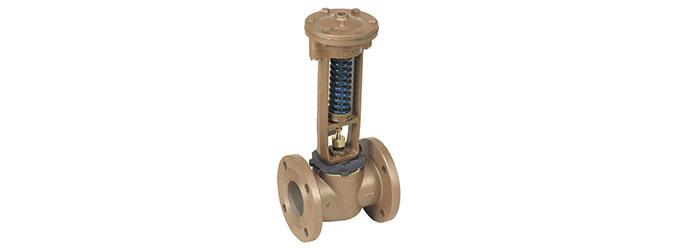 LFF127W-lead-free-flanged-high-capacity-water-pressure-reducing-valve
