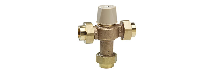LFMMV-lead-free-thermostatic-mixing-valve