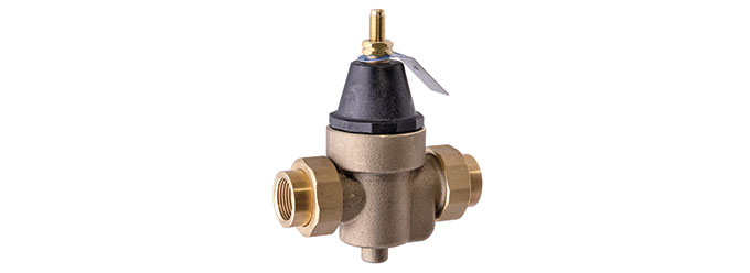 lfn45b lead free water pressure reducing valve bbc pump and equipment company inc. Black Bedroom Furniture Sets. Home Design Ideas