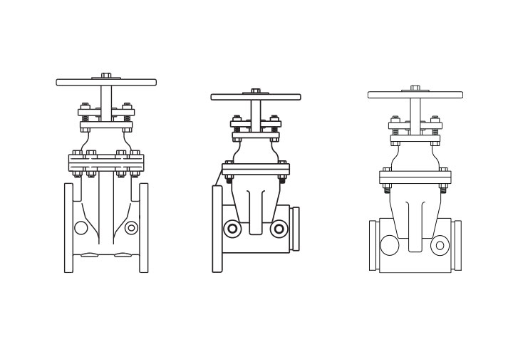Zurn Wilkins Model 48 NRS Gate Valve