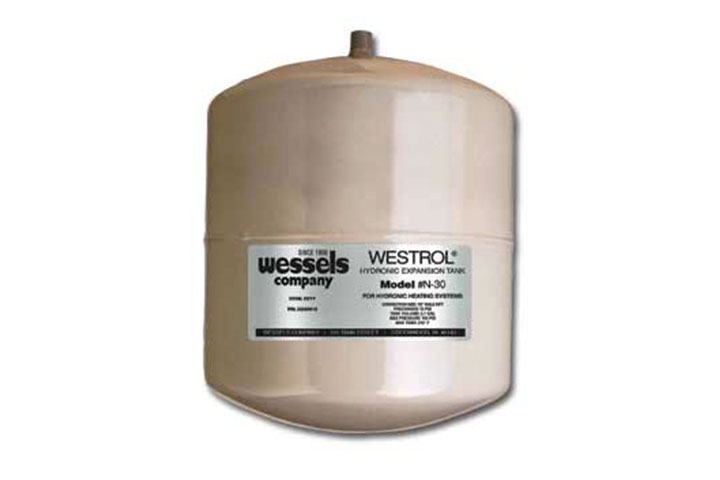 Wessels Diaphragm Expansio Tank