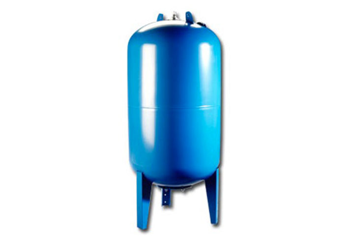 Wessels ASME Bladder Expansion Tank