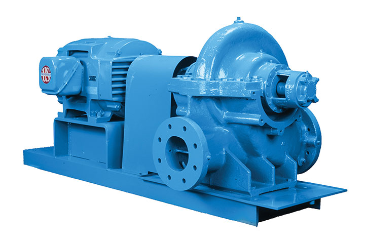 PACO KP Horizontal Split Case Pump - BBC Pump and Equipment