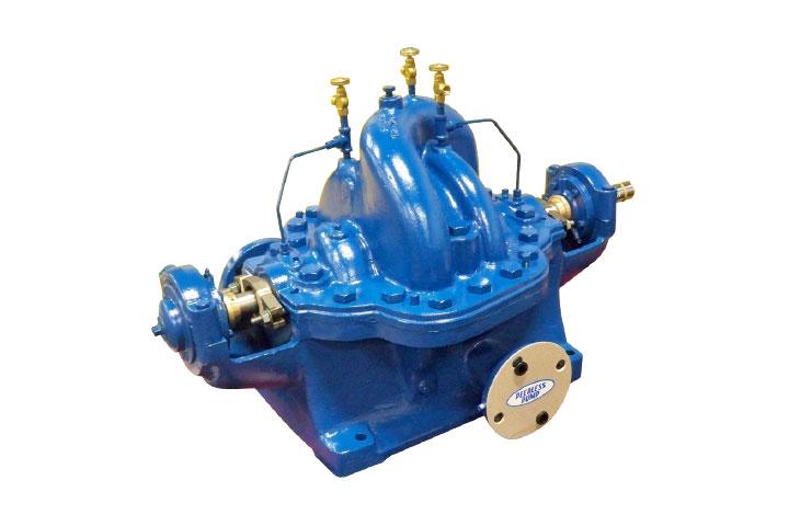 Peerless TU / TUT Multi-Stage Split-Case Pump