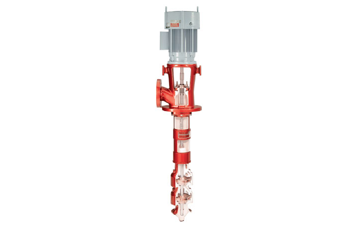 Peerless Vertical Fire Pump