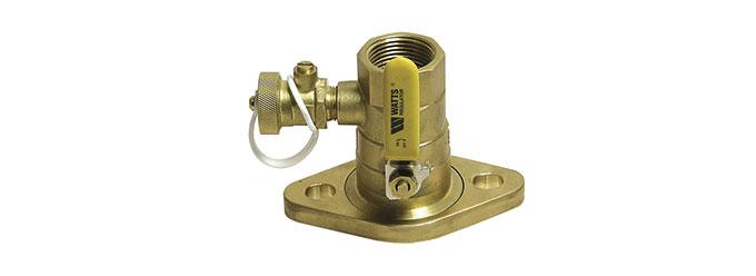 PIPF-T-pump-isolation-valve-purge-port-swivel-flange