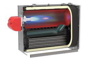 Riello RTC 80 Condensing Boiler Interior