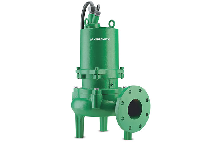 Hydromatic S3SD Submersible Sewage Ejector Pump